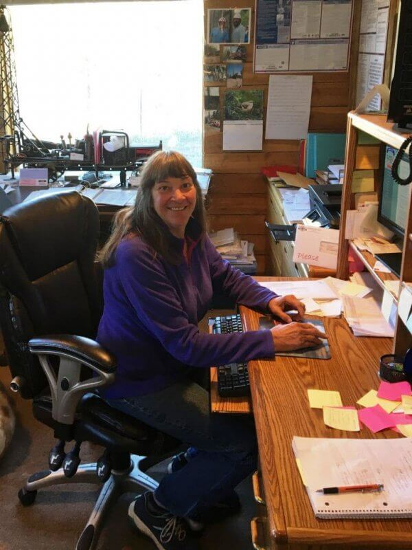 Anne Smith, Office Manager